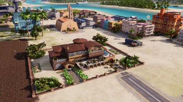 Скриншот №10 к Tropico 6 - Spitter