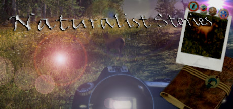 Naturalist Stories cover art