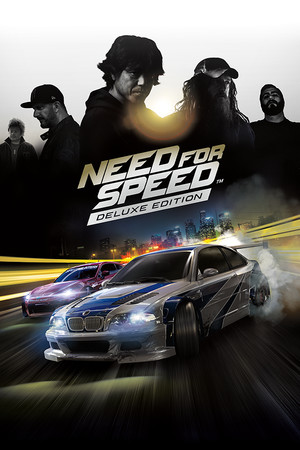 Need for Speed poster image on Steam Backlog