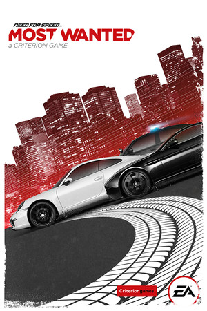 Need for Speed Most Wanted poster image on Steam Backlog