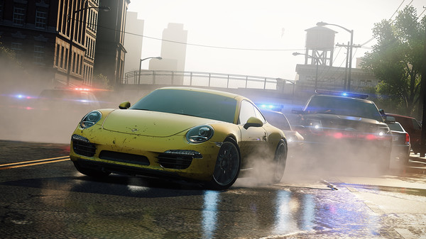 Скриншот №2 к Need for Speed™ Most Wanted