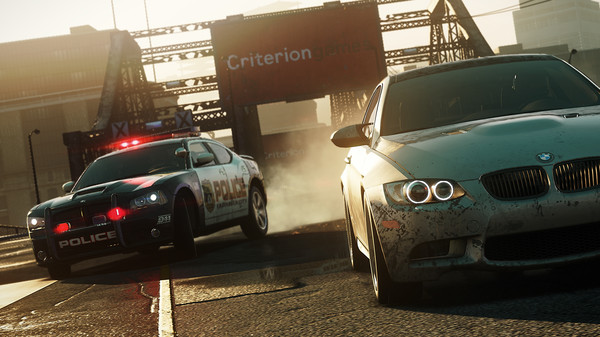 Скриншот №3 к Need for Speed™ Most Wanted