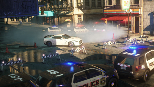 Скриншот №1 к Need for Speed™ Most Wanted