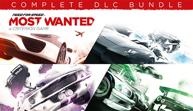 Need For Speed Most Wanted Complete Dlc Bundle On Steam
