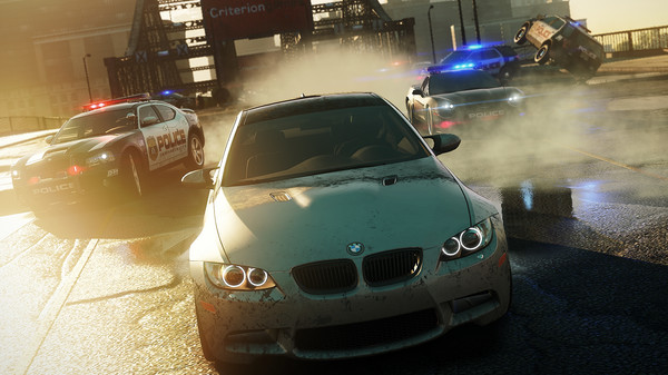 Скриншот №1 к Need for Speed™ Most Wanted Multiplayer Booster Pack