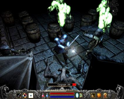 скриншот Legend: Hand of God 0
