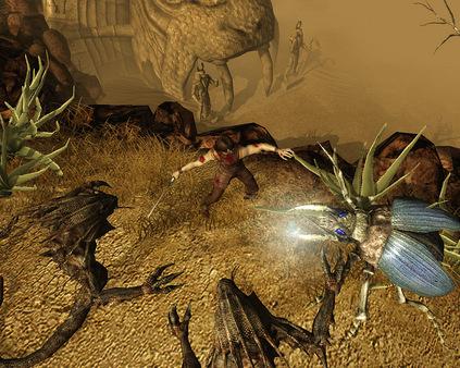 скриншот Legend: Hand of God 3