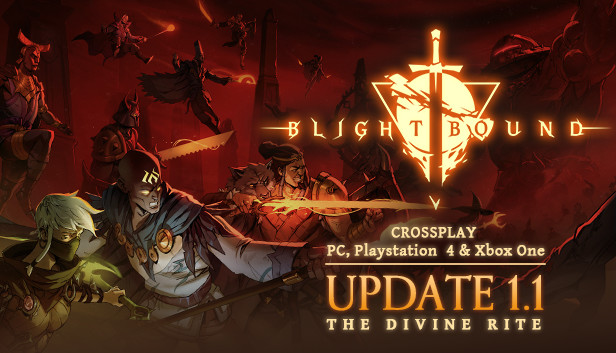 Blightbound on Steam