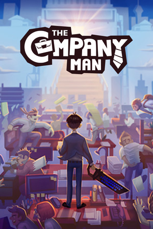 The Company Man poster image on Steam Backlog