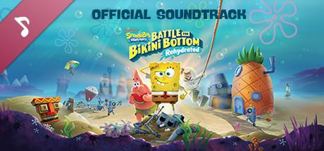 SpongeBob SquarePants: Battle for Bikini Bottom – Rehydrated Soundtrack