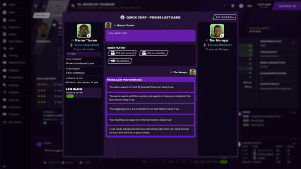 Football Manager 2021 Image 3