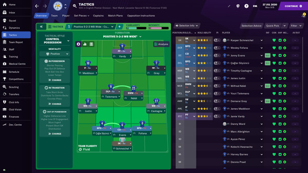 Football Manager 2021 Image 5
