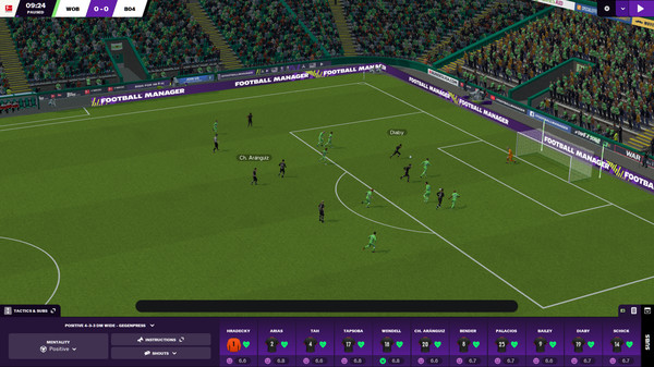 Football Manager 2021 Image 0