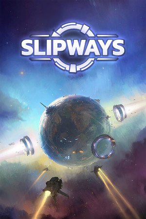 Slipways poster image on Steam Backlog