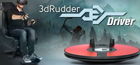 3dRudder Driver for SteamVR