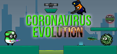 Coronavirus Evolution cover art