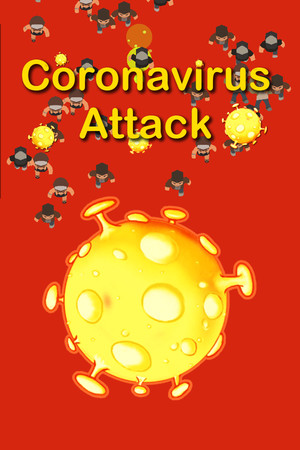 Coronavirus Attack poster image on Steam Backlog