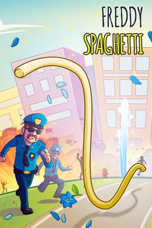 Freddy Spaghetti poster image on Steam Backlog