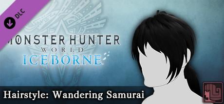Monster Hunter World: Iceborne - Hairstyle: Wandering Samurai