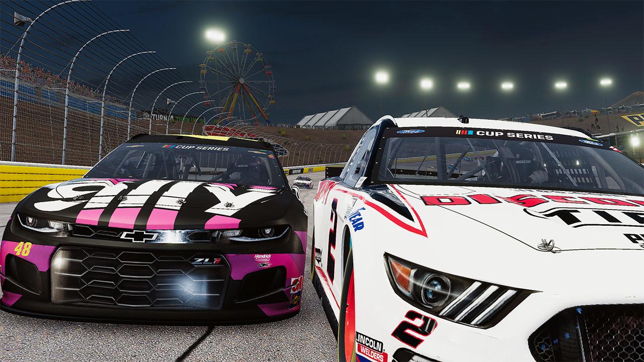 Pre-purchase NASCAR Heat 5 on Steam