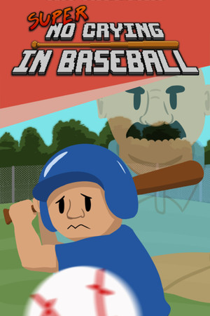 Super No Crying in Baseball poster image on Steam Backlog