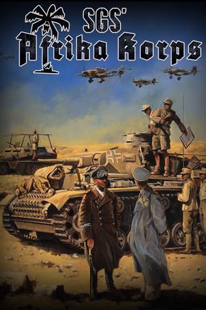 SGS Afrika Korps poster image on Steam Backlog