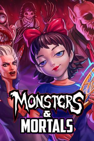 Dark Deception: Monsters & Mortals poster image on Steam Backlog
