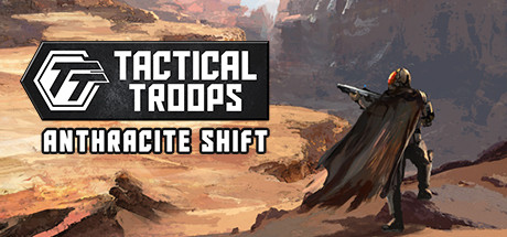 View Tactical Troops: Anthracite Shift on IsThereAnyDeal
