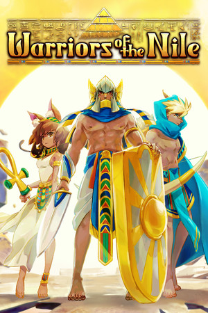 Warriors of the Nile poster image on Steam Backlog