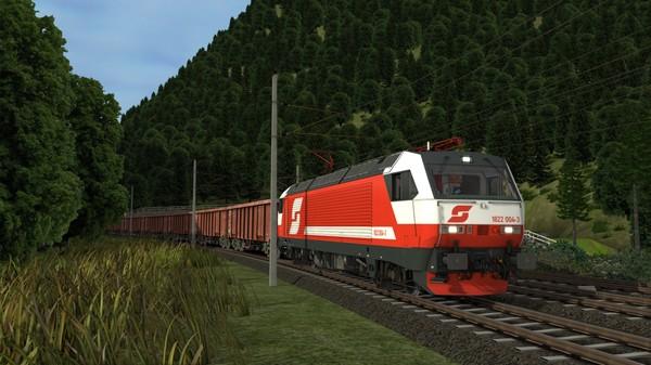 скриншот Train Simulator: ÖBB 1822 Loco Add-On 0
