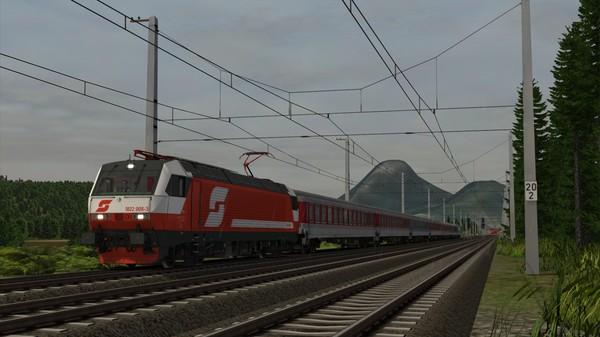 скриншот Train Simulator: ÖBB 1822 Loco Add-On 2