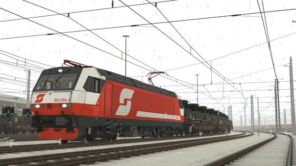 скриншот Train Simulator: ÖBB 1822 Loco Add-On 4