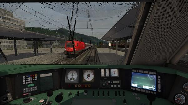 скриншот Train Simulator: ÖBB 1822 Loco Add-On 1