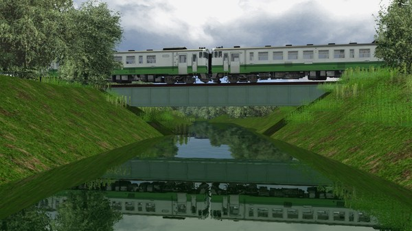 скриншот Train Simulator: Tadami Line: Aizu-Wakamatsu - Tadami Route Add-On 1