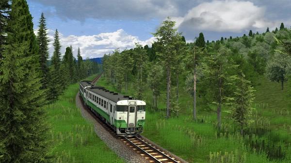 скриншот Train Simulator: Tadami Line: Aizu-Wakamatsu - Tadami Route Add-On 0