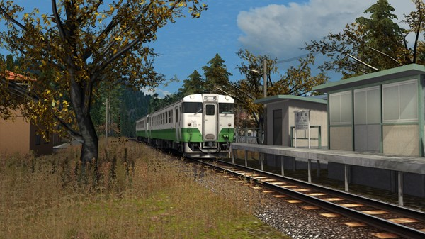 скриншот Train Simulator: Tadami Line: Aizu-Wakamatsu - Tadami Route Add-On 2