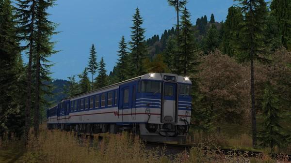 скриншот Train Simulator: Tadami Line: Aizu-Wakamatsu - Tadami Route Add-On 3
