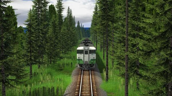 скриншот Train Simulator: Tadami Line: Aizu-Wakamatsu - Tadami Route Add-On 4
