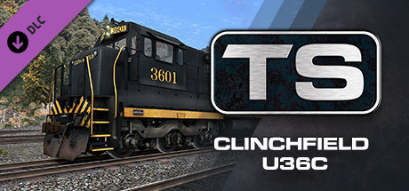 Train Simulator: Clinchfield Railroad U36C Loco Add-On