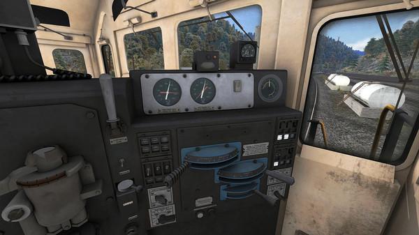 скриншот Train Simulator: Clinchfield Railroad U36C Loco Add-On 3