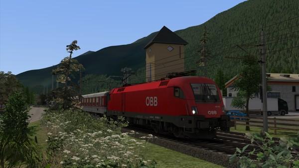 скриншот Train Simulator: Arlbergbahn: Innsbruck - Bludenz Route Add-On 0