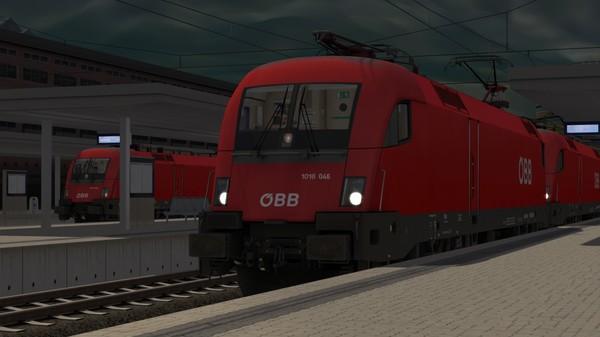 скриншот Train Simulator: Arlbergbahn: Innsbruck - Bludenz Route Add-On 1