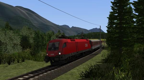 скриншот Train Simulator: Arlbergbahn: Innsbruck - Bludenz Route Add-On 2