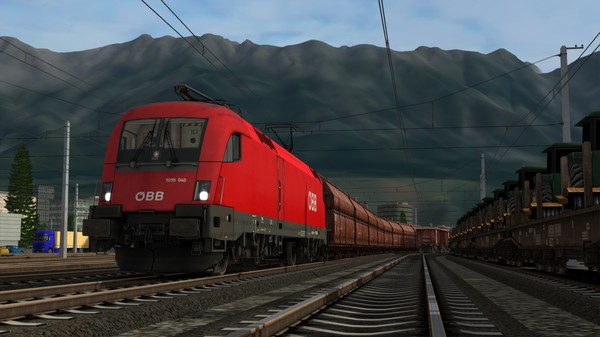 скриншот Train Simulator: Arlbergbahn: Innsbruck - Bludenz Route Add-On 4