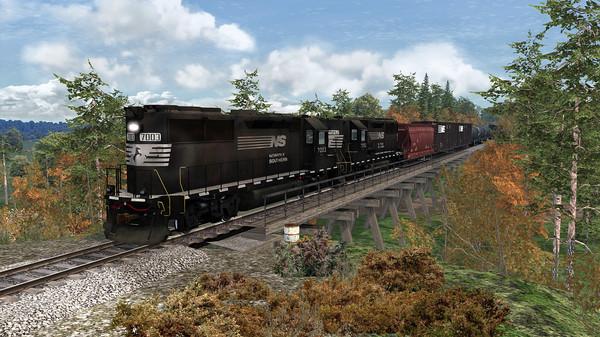 скриншот Train Simulator: Norfolk Southern GP50HH Loco Add-On 3