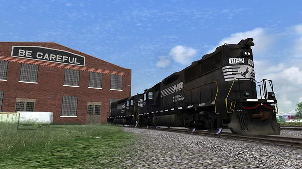 скриншот Train Simulator: Norfolk Southern GP50HH Loco Add-On 4