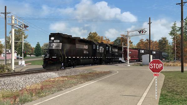 скриншот Train Simulator: Norfolk Southern GP50HH Loco Add-On 1