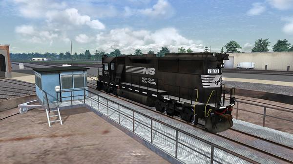 скриншот Train Simulator: Norfolk Southern GP50HH Loco Add-On 5