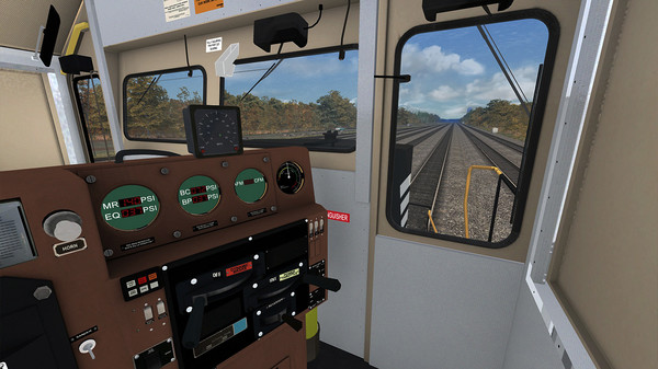 Train Simulator: Norfolk Southern GP33 ECO Loco Add-On