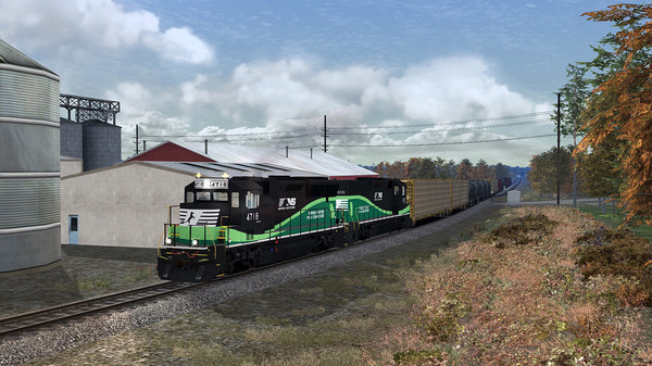 скриншот Train Simulator: Norfolk Southern GP33 ECO Loco Add-On 1
